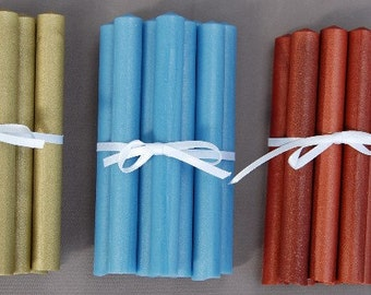 Single Sticks of Original Glue Gun Sealing Wax | Wax Stick for Wax Seal Stamp