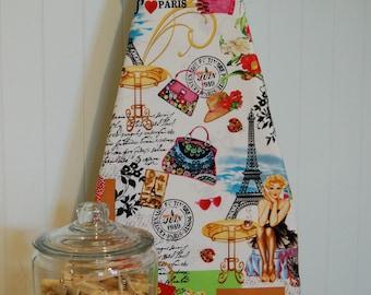 Designer Ironing Board Cover - April in Paris