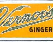 Detroit Vernor's Sign Photo Print Wall Mural Art in Detroit