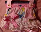 Disney Princess Ruffle Purse
