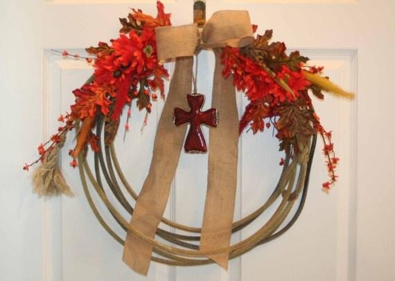 Lariat Wreaths