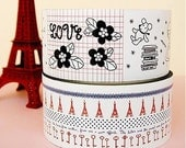 Le Paris Glossy Adhesive Tape (1.8in)