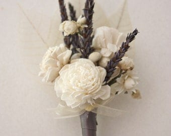 Sola Rose Corsage