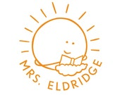 Personalized Teacher Stamp - Sun with Book