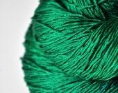 Absinthe  - Silk Fingering Yarn