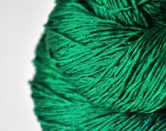 Absinthe  - Silk Fingering Yarn