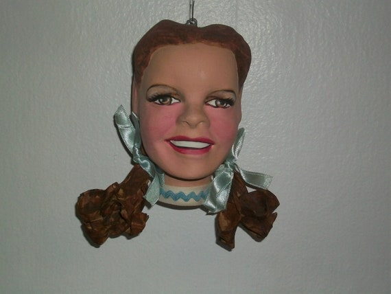 Dorothy - a Wizard of Oz caricature ornament by the late New York Artist Ron Kron - 1 of 5