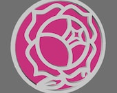Utena Rose Disc