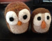 Mum & Bub Owl
