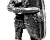 ROMAN Legionaire Tie Tack Sterling Silver Free Domestic Shipping