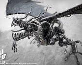 Metal Crouching Dragon (Medium item)