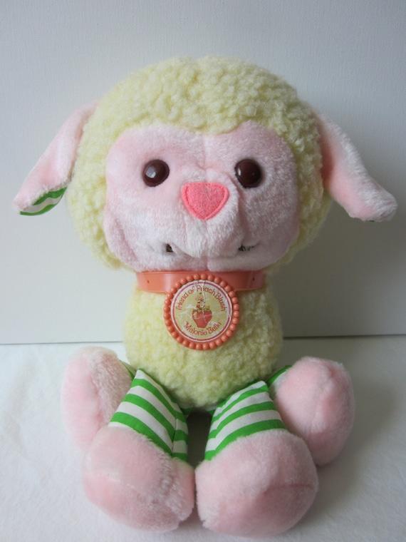Strawberry Shortcake Melonie Belle Lamb Plush Pet by NostalgiaMama