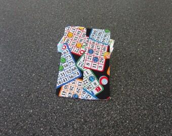 Tissue Holder (Couvre paquet mouchoir)  - Bingo on the go