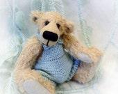 Artist Teddy Bear Sewing Pattern PDF Schnozzel