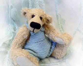 PDF Sewing Pattern for Artist Teddy Bear - Schnozzel