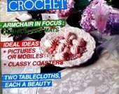 Magic Crochet Magazine Summer June 1991