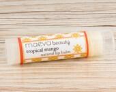 Tropical Mango Natural Lip Balm