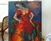 SALE Flamenco (36 x 24 inches) -Limited Edition