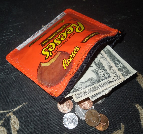 Reeses Peanut Butter Cups Change Purse