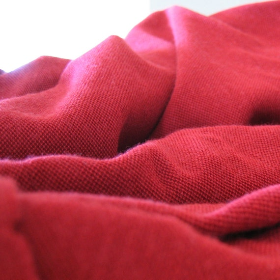 Reserved Listing for M :merino wool jersey fabric