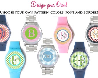 Personalized Custom Watches