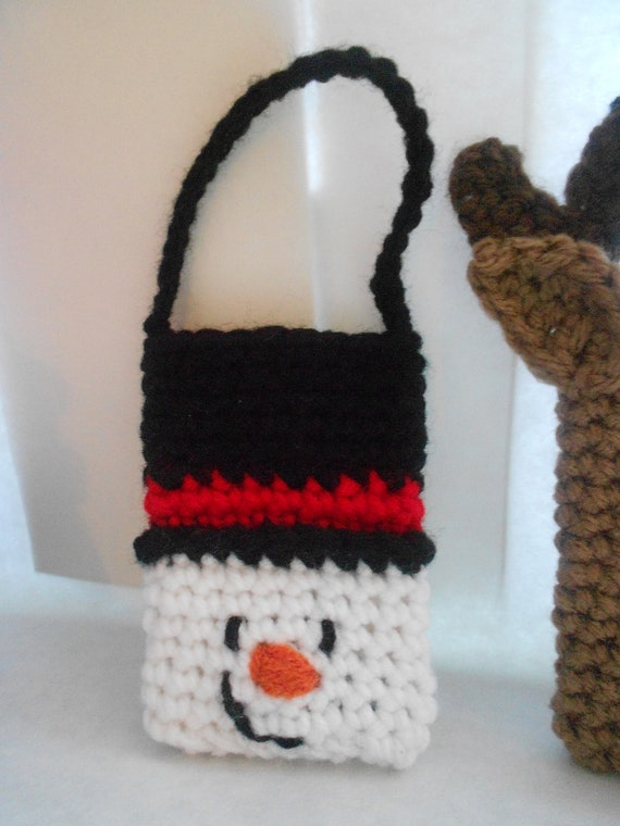 Christmas Gift Card Holder and Ornament Set - Crochet ...
