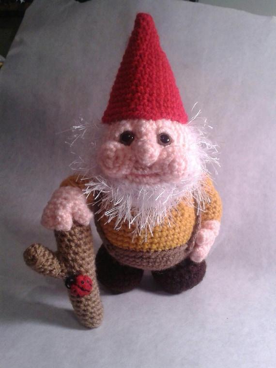 Gnome - Amigurumi Crochet Pattern