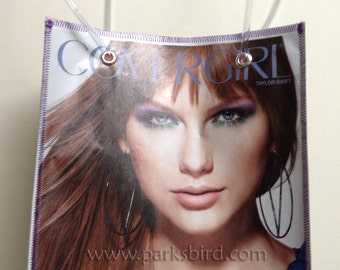 Magazine Bag / Purse - Sew your own one of a kind - pdf file download