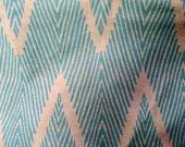 custom order for five yards BALI peacock fabric