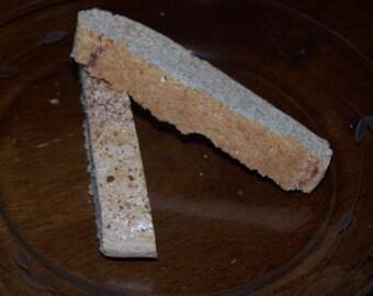 Snickerdoodle Biscotti ( 1 Dozen )