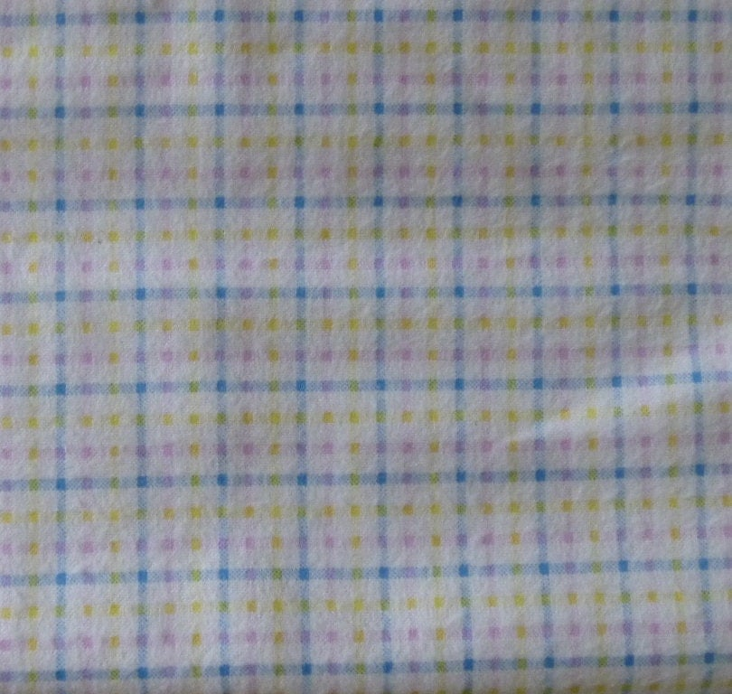 Baby flannel fabric pink blue and yellow baby for Yellow baby fabric