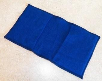 Fleece Swiffer Sweeper Pad Refill- Set of 2- BLUE- 25005