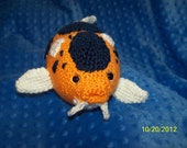 Crochet Koi Carp Fish ANY colors you want