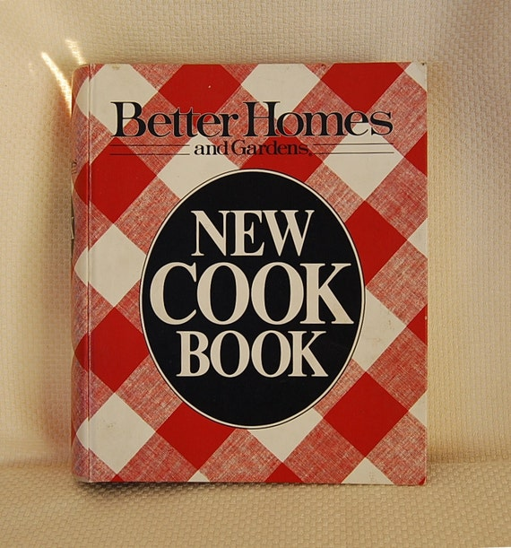 Vintage Better Homes And Gardens New Cookbook Ninth Edition