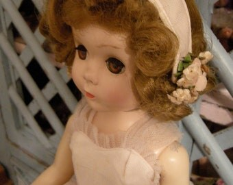 Madame Alexander's Maggie Bridesmaid