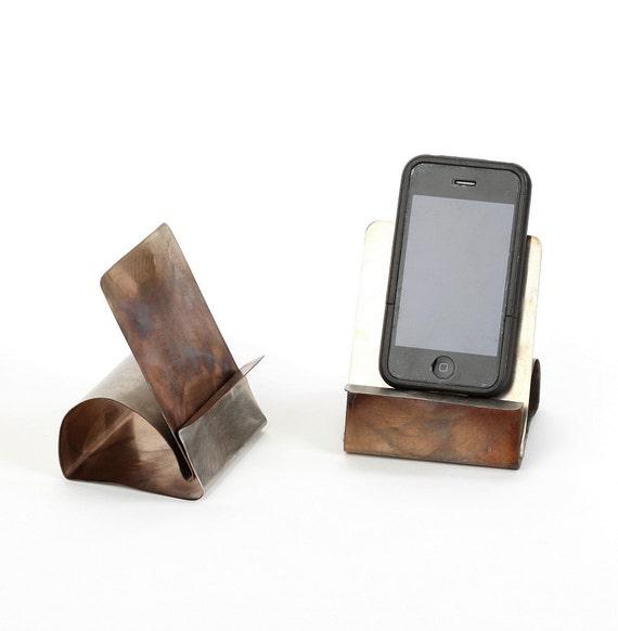 handmade cell phone holder