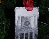Ornament - Little Flower Church (View A), Chicago