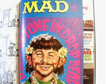 Vintage 1969 Ridiculously Expensive Mad Book