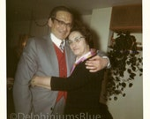 Download Instantly !! Digital Scan // Vintage // Kodacolor // Found Photo // Couple In Love                         0721