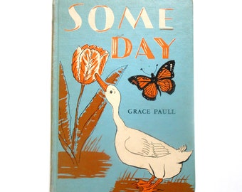 Some Day, a Vintage Children's Book