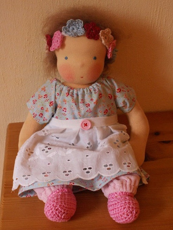 Mariengold Custom Order Doll - reserved for Theresa