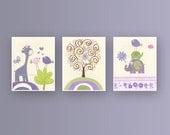 Baby Nursery Wall Art - N...