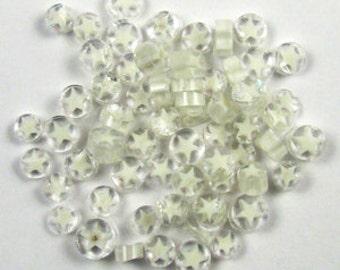 Star Murrini 12104 - Made from Bullseye Glass