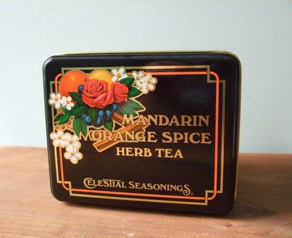 Mandarin spice coupons