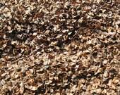 Buckwheat hulls:  Sample for bulk ordering