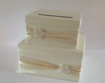 Address Wedding Gift Card Envelope : Wedding Card Box Money Holder Gift Card Envelope Box Custom Made