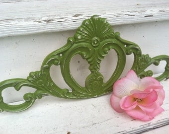 Treasury Item - Wall Decor, Cast Iron Wall Decor