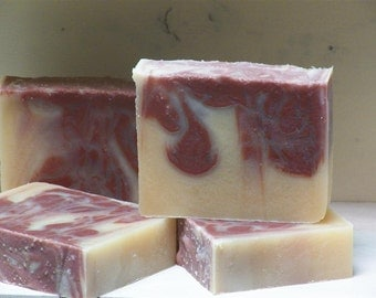 Bacon soap cold processed lye soap hand made soap