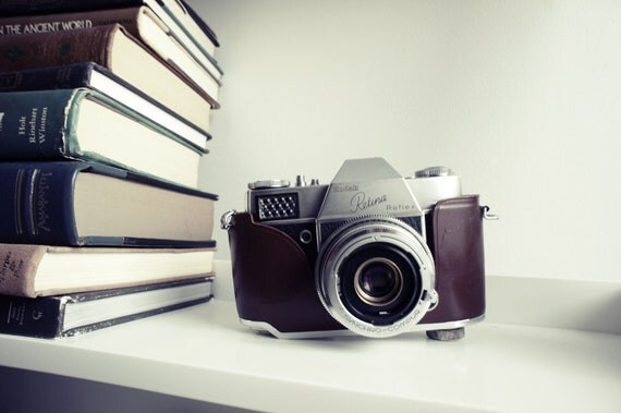 Vintage Kodak Retina Reflex Camera