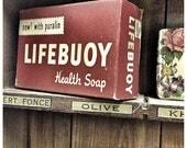 Vintage Soap - Lifebuoy Health Soap